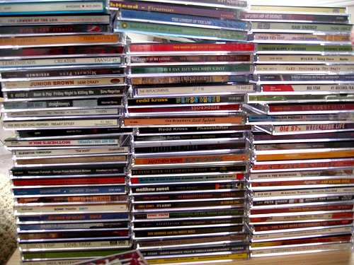 224 Old Cds The Christian Nerd