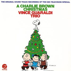 For a charlie brown christmas is one of my favorite christmas albums