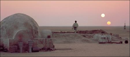 Luke Tatooine