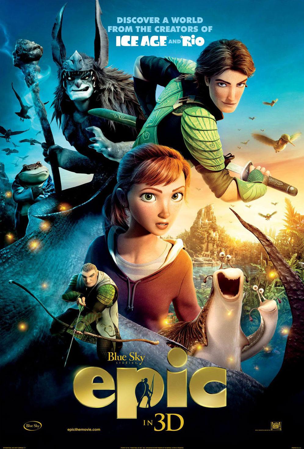 Kids Movie Posters #582 – Nerdy Summer ...