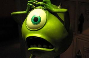 Envy, the green-eyed monster