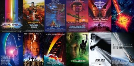 Every-Star-Trek-Movie-Poster