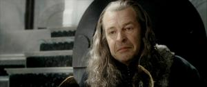 Denethor, the Steward of Gondor