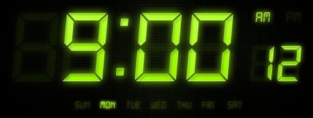 9-00am