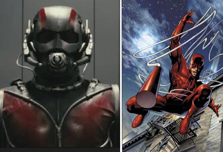Marvel Changes