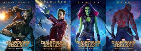 GOTG Posters