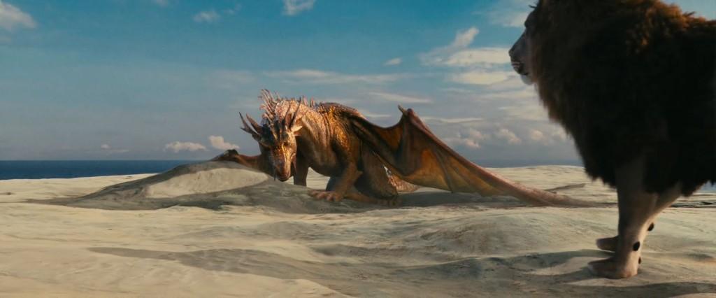 dragon-aslan-chronicles-of-narnia-voyage-of-the-dawn-treader-wallpaper