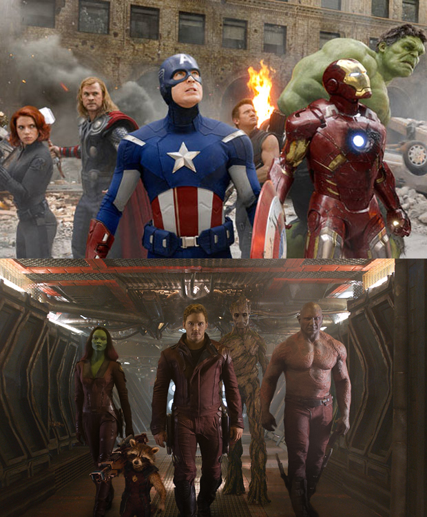 Avengers or Guardians