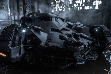 Snyder-Batmobile