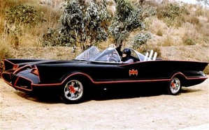 West-Batmobile