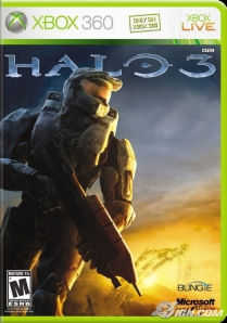 Halo 3 Box