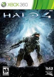 Halo 4 Box