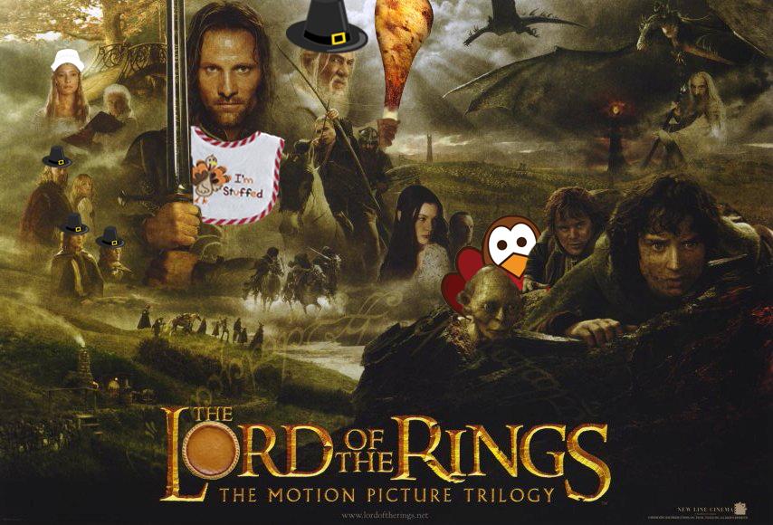 LOTR-Thanksgiving