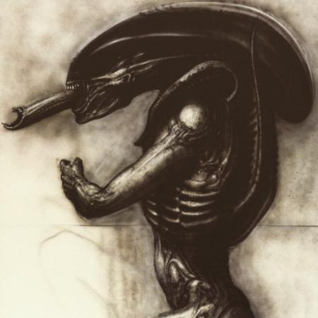 Blomkamp-alien