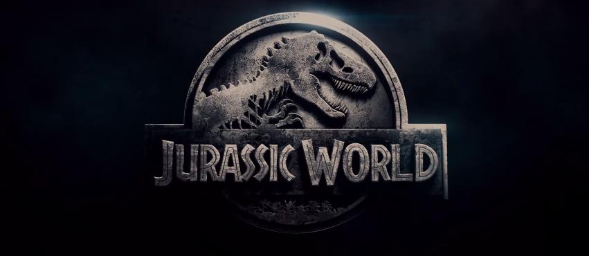 Jurassic World Title