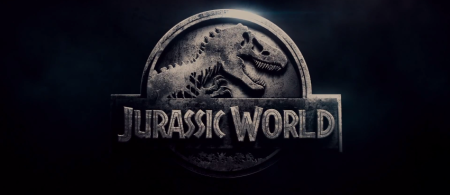 Jurassic World Title