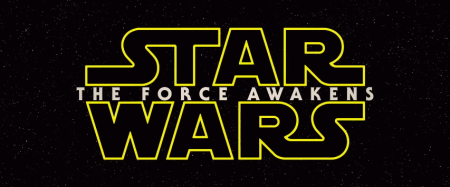 The Force Awakens Title